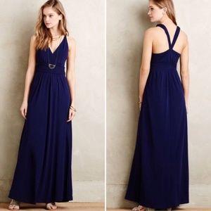 Anthropologie Maeve Yuma Maxi Dress